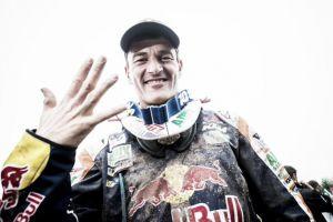 KTM, los leones del Dakar
