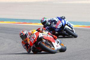 MotoGP Argentina: terzo trionfo consecutivo per l'alieno Marquez