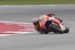 MotoGP, capolavoro di Márquez ad Austin