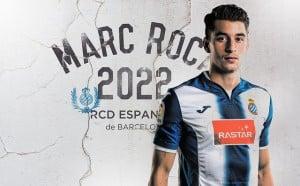 Marc Roca, el jugador venido de la cantera, perico hasta el 2022