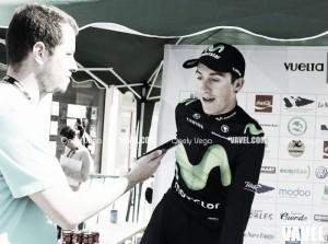 """Marc Soler: """"Me gustaría ser un buen gregario en una grande"""""""