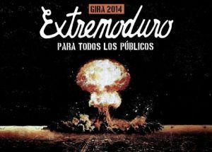 Extremoduro, gira 2014