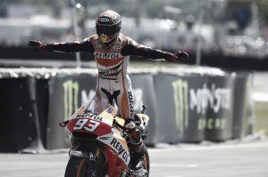 Marc Márquez afronta Brno con plena confianza