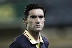 """Marcelino: """"Hemos tenido mucha posesión para crear pocas ocasiones de gol"""""""