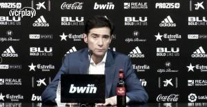 """Marcelino: """"Somos un equipo competitivo y será difícil ganarnos"""""""