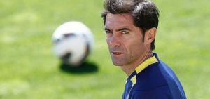"""Marcelino: """"Afrontamos el partido con la idea de volver a ganar"""""""