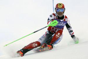 Levi, il primo slalom speciale è di Hirscher