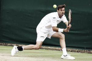 Granollers convence en Wimbledon