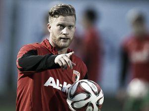 Marcel de Jong leaves Augsburg
