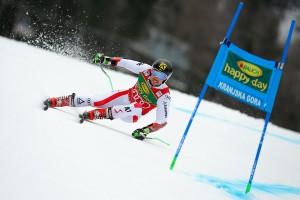 Sci alpino: Hirscher ipoteca gara e Coppa a Kranjska Gora