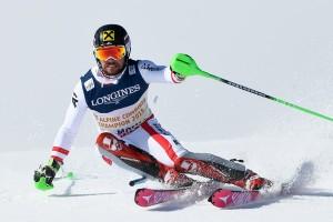 Sci Alpino, St Moritz 2017 - Team Event, il programma