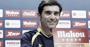 """Marcelino: """"Afrontamos el partido con mucha ilusión para certificar la clasificación europea"""""""