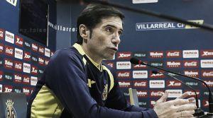 """Marcelino: """"Estamos muy satisfechos de cerrar la temporada goleando y haciendo buen fútbol"""""""