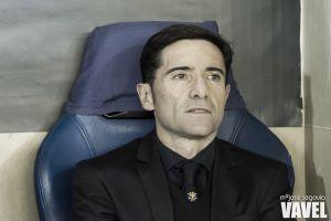 """Marcelino: """"Hemos hecho más méritos que la Real para ganar este partido"""""""