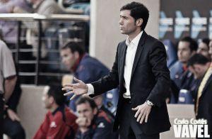 """Marcelino: """"Estoy seguro de que vamos a ser competitivos en Sevilla"""""""