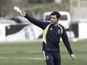 """Marcelino: """"Si no jugamos a la misma intensidad que el Espanyol, perderemos"""""""