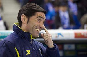 """Marcelino: """"Hay que tomar cada partido con la máxima ambición posible"""""""