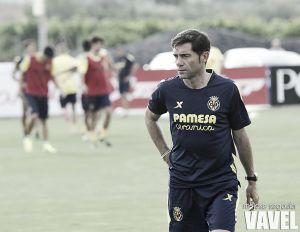 """Marcelino: """"Debemos estar muy concentrados en defensa"""""""