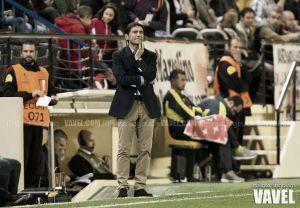 """Marcelino: """"Es muy difícil jugar al fútbol en un campo así"""""""