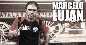 """Entrevista. Marcelo Luján (II): """"Si jugás concentrado y tenés suerte, a lo mejor empatás"""""""