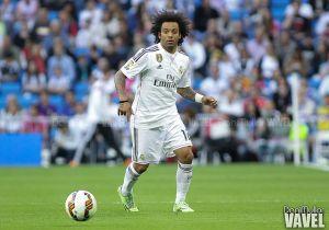Marcelo, un referente para el Real Madrid
