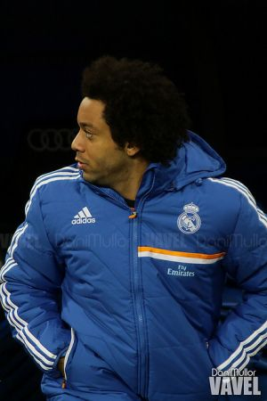 "Marcelo: ""Roberto Carlos es incomparable"""