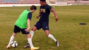 Marcelo Djaló refuerza al UCAM Murcia CF
