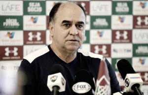 """Marcelo Oliveira é apresentado no Fluminense: """"Trabalhar para cumprir nossos objetivos"""""""