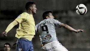 Las Palmas - Celta: puntuaciones Las Palmas, dieciseisavos Copa del Rey