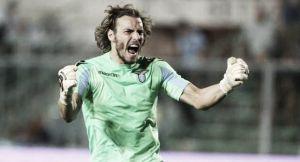Lazio, frattura del setto nasale per Marchetti: il portiere salterà l'Empoli