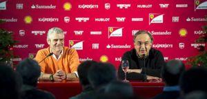 "Sergio Marchionne: ""2015 será un año de transición para Ferrari"""