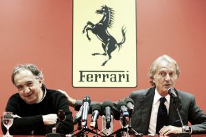 Montezemolo prefiere callar y evitar problemas con Ferrari