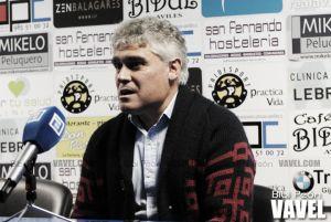 """Marco Díaz: """"No tuvimos acierto de cara a gol, así llevamos toda la temporada"""""""
