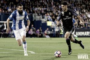 """Marco Asensio: """"Desde pequeño, empecé a ser del Real Madrid y siempre lo admiré"""""""