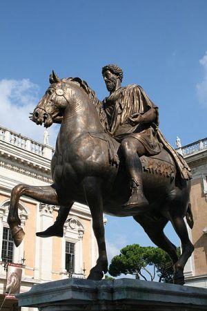 Marco Aurelio, un filósofo para gobernar Roma