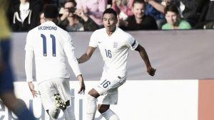 Inglaterra - Italia: ganar es seguir, pinchar es caer