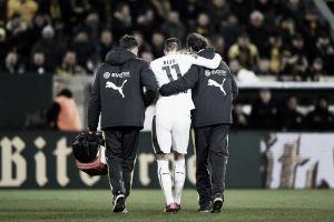 Marco Reus não preocupa departamento médico e desfalca Dortmund por apenas um jogo