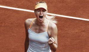 WTA Roma: forfait di S.Williams, avanti M.Sharapova