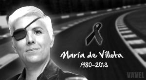 María de Villota es hallada muerta en la habitación de su hotel