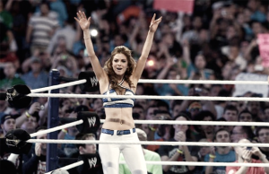 Former WWE Special Guest Maria Menounos has tumor removed