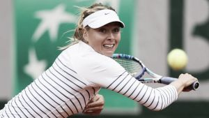 French Open: Maria Sharapova shrugs off illness again to beat Sam Stosur