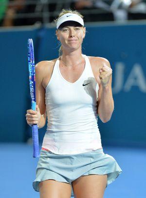 Octavos de final en WTA Brisbane