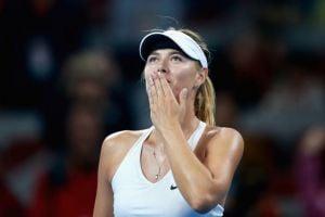 Sharapova desbarata los planes de Carla