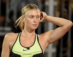 WTA - Sharapova - Roma, probabile wild card