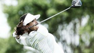 María José Uribe avanzó de ronda en el Coates Golf Championship