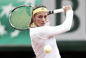 Mariana Duque avanzó por duplicado en New Braunfels