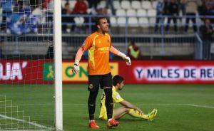 El Málaga certifica la permanencia a costa de un desconocido Villarreal