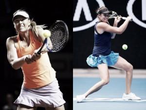 WTA Stanford first round preview: Maria Sharapova vs Jennifer Brady