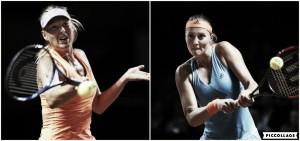 WTA Stuttgart semifinal preview: Maria Sharapova vs Kristina Mladenovic