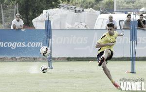 Adrián Marín, Nahuel y Ramiro, convocados con la sub-19